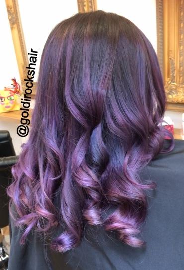Developed Purple & Pink